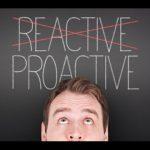 O que é ser proativo?